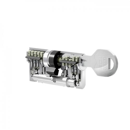 Półwkładka EVVA ICS + 3 klucze + karta bezpieczeństwa