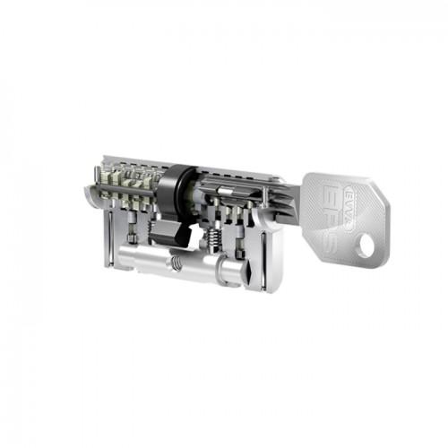 Półwkładka EVVA EPS (moduł) + 3 klucze + karta bezpieczeństwa
