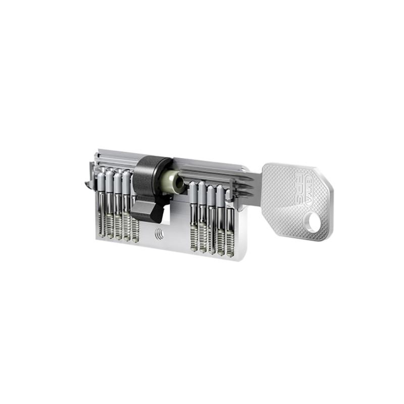Półwkładka EVVA FPS + 3 klucze + karta bezpieczeństwa