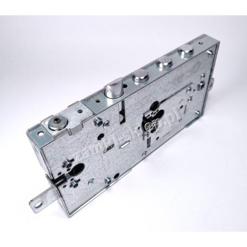 Zamek Securemme do drzwi SOLO, dwusystemowy