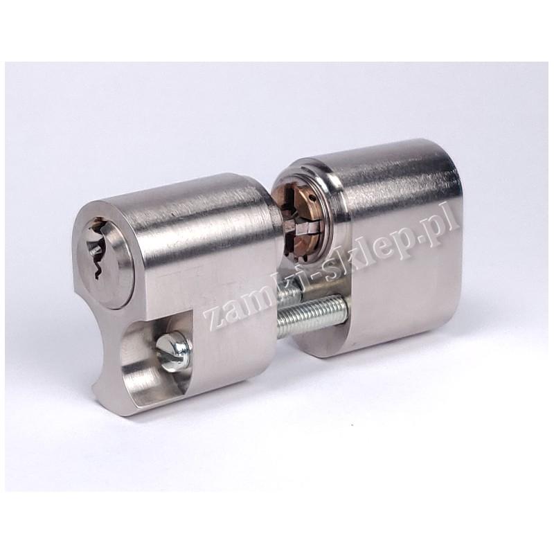 Cylinder skandynawski EVVA GPI zestaw